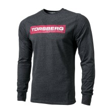 Carl Torsberg Triko International LS Dark Grey